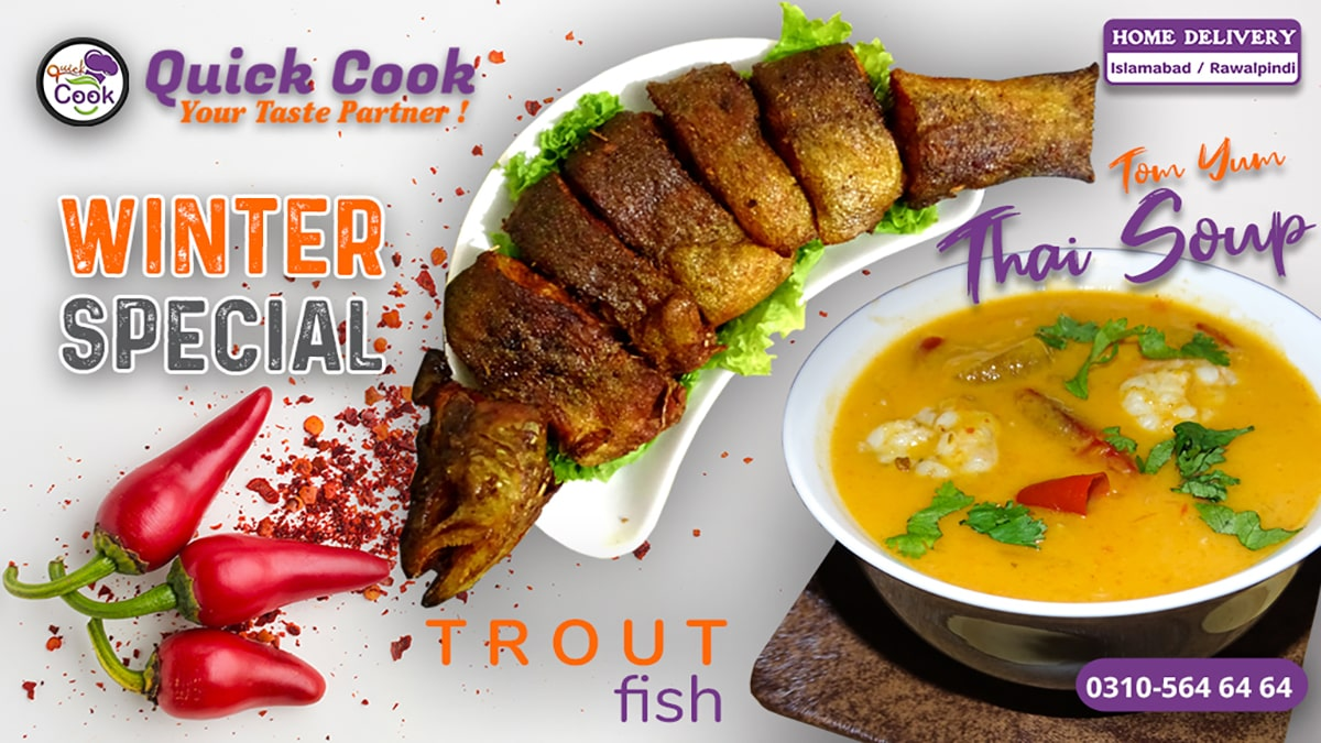 Winter Special Food by Quick Cook