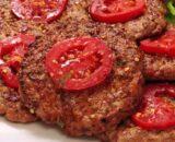 Beef Chapli Kabab Special