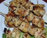 Chicken Malai Boti