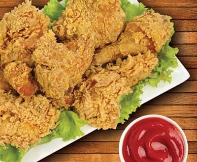 Chicken Krispo WINGS 12 Pcs